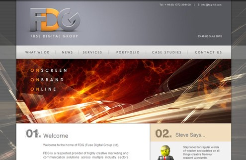 News - FDG new website
