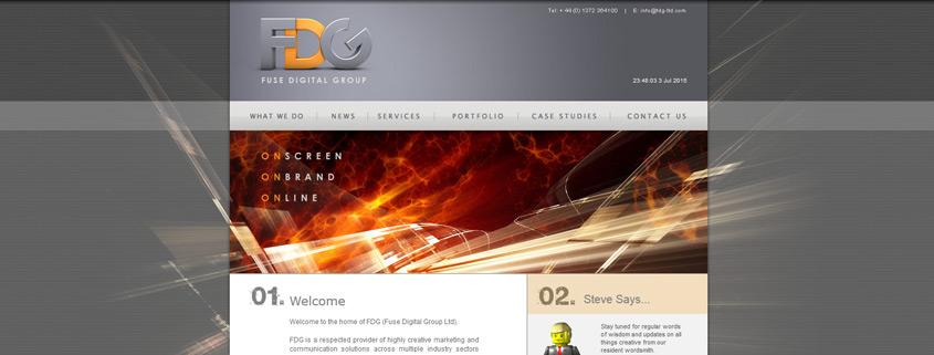 News - FDG new website