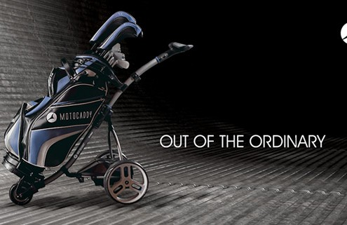 News - Motocaddy adverts