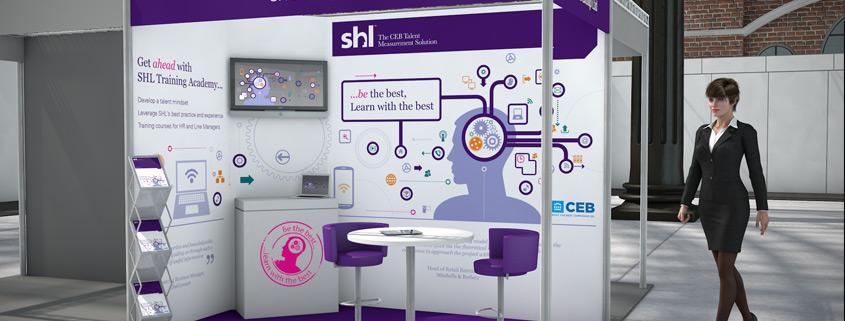 News - SHL Exhibition Presence