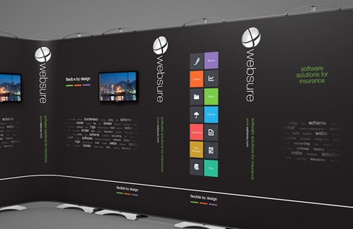 News - Websure flexible stand system