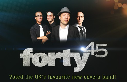 News - forty 45 Promo material