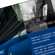 News - Holmans Website