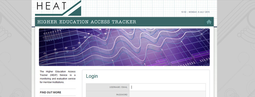 News - H.E.A.T education tracker