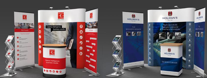 News - Holmans, Riig Exhibition Stands