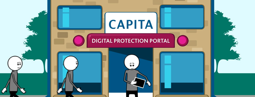 Capita Digital Protection portal