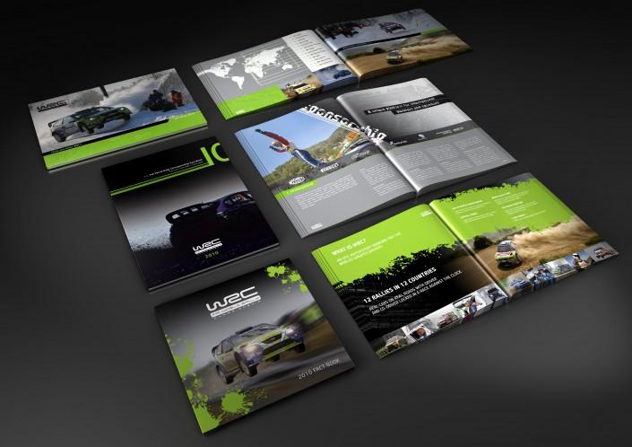 WRC brochures